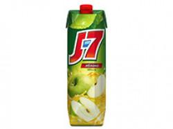 Сок J7 яблочный (1 л.)