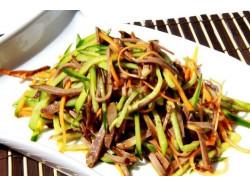 Китайский салат (горячий)